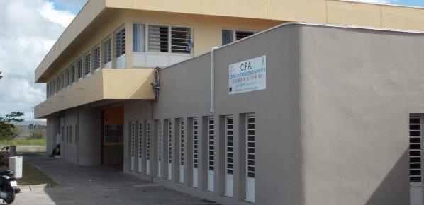 Le CFA de Riviere-Salée